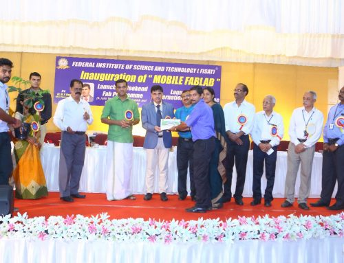Certificate of Appreciation by AICTE
